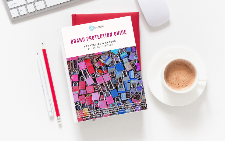 Diangelo law freebie - brand protection ebook cover