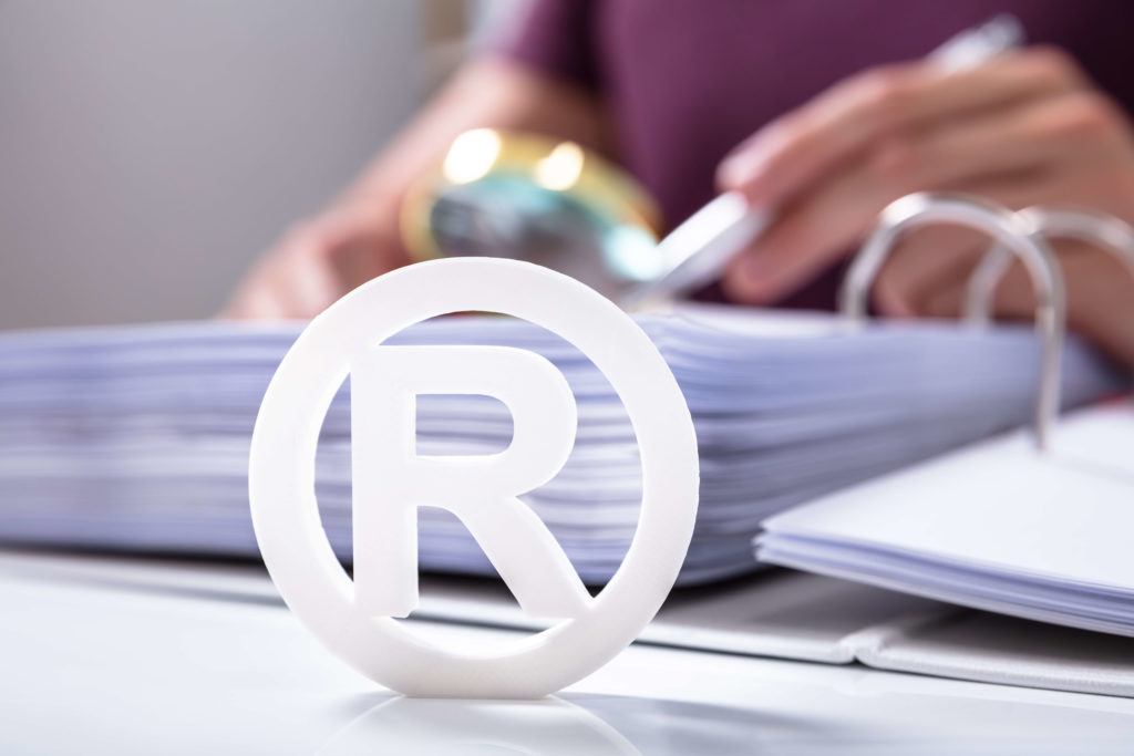 circle r registered trademark